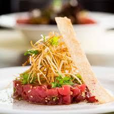 tartare cuisine tuna tartare popsugar middle east food
