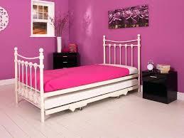 beds full size trundle bed frame beds small uk frames