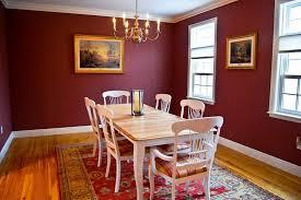 traditional dining room with hardwood floors u0026 crown molding