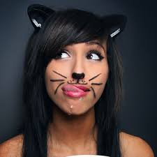 simple cat makeup halloween simple cat face makeup face makeup ideas