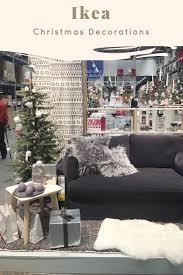M El F Wohnzimmer Ikea Die Besten 25 Ikea Christmas Decorations Ideen Auf Pinterest