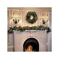 improvements indoor outdoor lighted christmas garland 21 best lighted garland images on pinterest light garland