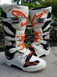 motocross boots size 7 sold please delete for sale bazaar motocross forums