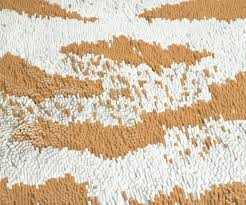 tiger skin rug made from 500 000 cigarettes technabob