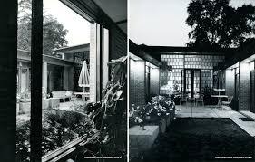 House Courtyard Loeb House Courtyard In U0027n U0027out U2013 Fondation Strutt Foundation