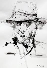 portrait drawings pencil sketched originals saatchi art