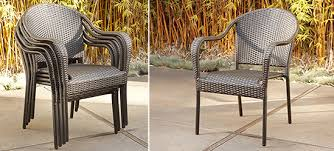 Patio Stack Chairs Great Stackable Patio Dining Chair Stackable Outdoor Dining Chairs