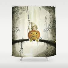 horror humor and sci fi shower curtains society6