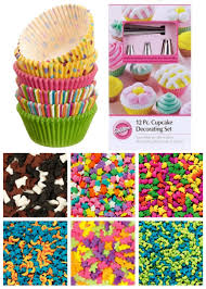 Wilton Cupcake Decorating 5 Easy Cupcake Decorating Ideas Meet Penny