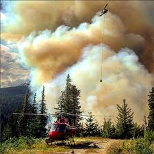 Wildfire Bc Whistler by Emergency Services U2014 Blackcomb Helicopters
