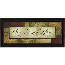 Live Love Laugh Home Decor Wall Art Live Laugh Love Shenra Com