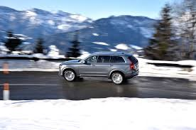 2017 volvo xc90 reviews and rating motor trend