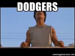 La Dodgers Memes - dodgers bob la bamba meme generator