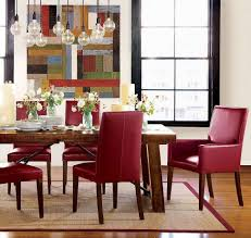 furniture inspiring black leather dining chairs sturdy black