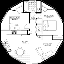 Customizable Floor Plans by Deltec Homes Floorplan Gallery Round Floorplans Custom