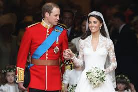 royal wedding dresses kate middleton second dress on wedding day simplemost
