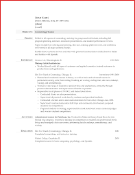 great resume exles 2017 cosmetology books that the gary awesome cosmetologist resume personel profile