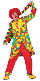 Ladies Clown Halloween Costumes Clown Costume Costumes