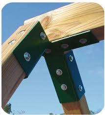 Backyard Swing Set Plans by Settler Swing Beam Kit Easy To Build 3d Plans U0026 Hardware