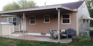 American Awning Co Awning Ideas To Improve Your Deck Or Patio From American Siding