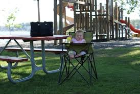 Baby Camping High Chair Ciao Baby Portable Highchair Sage Baby Product In The Uae See