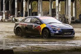 All Wheel Drive Dodge Dart 2013 Dodge Dart Srt Rallycross Pictures News Research Pricing