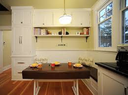 Bench Seat Kitchen Breakfast Nook Seating Kitchen Traditional With Banquette Bench
