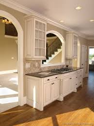 traditional two tone kitchen cabinets 08 kitchen design ideas