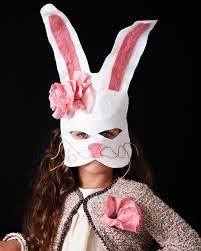 bunny mask bunny mask sweet paul magazine