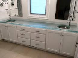 Glass Vanity Countertop Glass Vanity Top All Architecture And Design Manufacturers