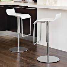 modern kitchen chairs leather bar stools modern bar stools for kitchen chairs white leather
