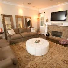 cream colored living rooms photos hgtv