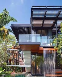 the nest house by sarayut architects u0026 linex design location