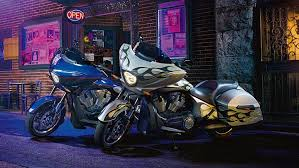 2014 victory cross country new color line up autoevolution