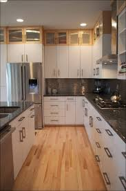 Birch Kitchen Cabinets Kitchen Gray Colors For Kitchen Natural Maple Kitchen Cabinets