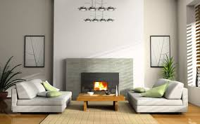 Laminate Flooring On Walls White Wall Paint In Small Living Room Decor Has Grey Concrete