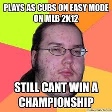 Cubs Suck Meme - suck