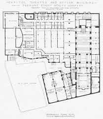 orchestra floor plan martin hart u0027s