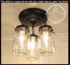 Jelly Jar Light Fixture Mason Jar Light Fixtures Mason Jar Pendant Lights Mason Jar