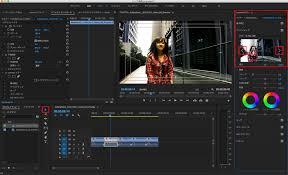tutorial editing video di adobe premiere adobe premiere pro color grading tutorial mahoromatic season 2