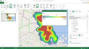 Create Electoral Map Create Us Heat Map In Excel Usa Heat Map Excel Template 1
