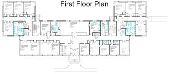 Dormitory Floor Plans Westchester Housing Howard Johnson Hall Pace University
