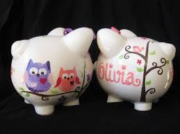 customized piggy bank 27 best images about on shower gifts baby gifts