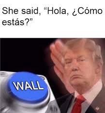 Meme Wall - como estas wall button nut button know your meme