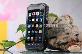 Rugged Cell Phones Phone Fingerprint Picture More Detailed Picture About A9 Rugged