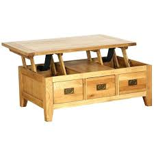 lift up coffee table mechanism with spring assist lift up coffee table petite oak coffee table with 1 drawer and lift