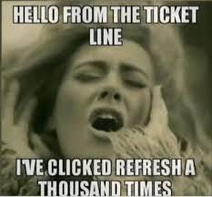 Adele Meme - why adele has 25 million followers