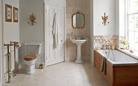 bathroom french country idea with oval mirror and bathroom french country idea with oval mirror and pedestal sink soothing