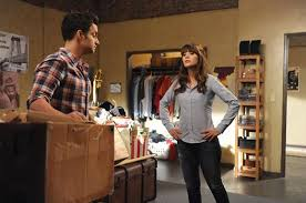 new girl bedroom new girl review what s in the box tv ate my wardrobe