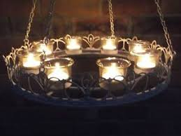 Candle Hanging Chandelier Hanging Candle Chandelier Ebay